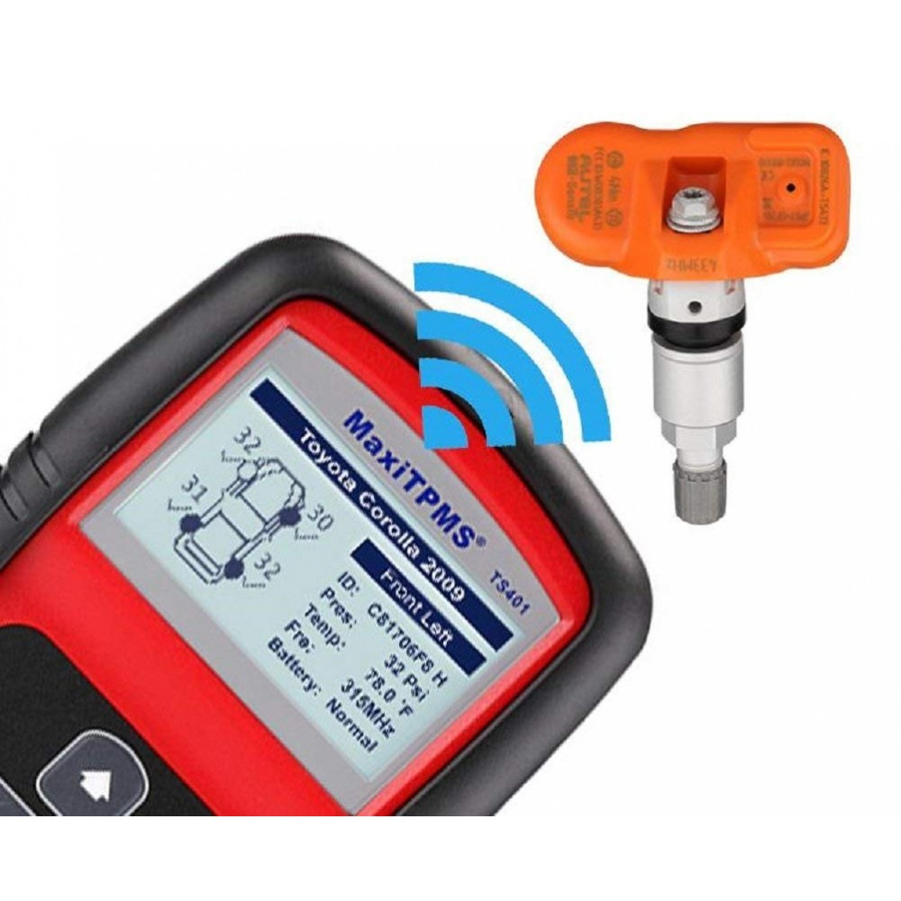 Autel TPMS Diagnostic and Service Tool Car TPMS relearn Scan Tool